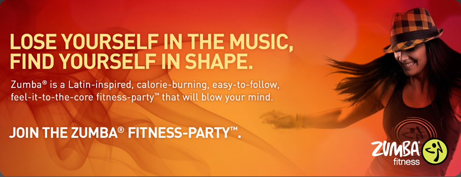 Lose yourself in the music, find yourself in shape